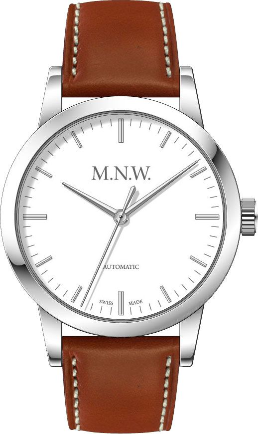 The W2 Gentlemen's watch custom designed with your ...