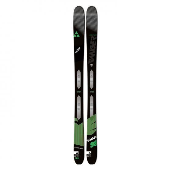 Skis alpins Fischer Ranger 98 TI pour hommes