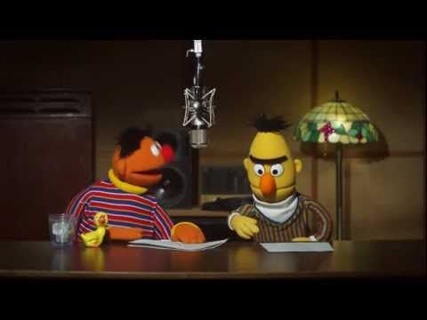 Bert and Ernie will show you the way!? The voices of Bert and Ernie for your TOMTOM #ui #usability #tomtom