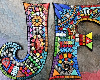MOSAIC BUTTERFLY Your Color Choice Custom Order