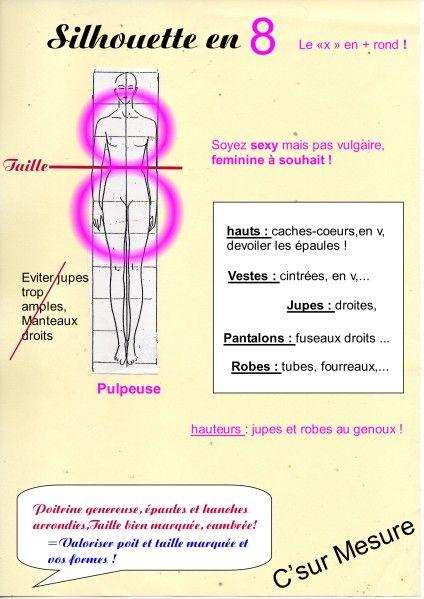 Morpho 8 #Astuce #Morpho #Femme #Beauté #Lamodeuse