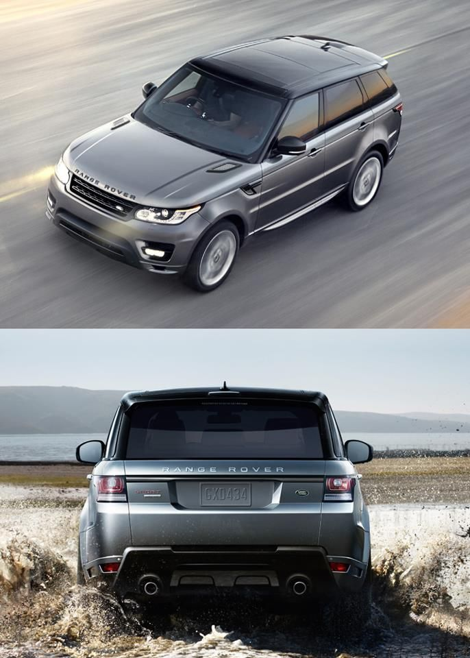 Range Rover Sport 2013. I think this is the best luxury SUV with offroad capability and luxury matched perfectly