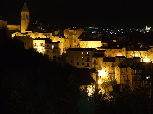 southern italy travel - campobasso
