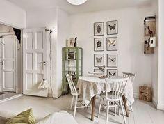 Vintage Industrial Décor Dining Room Ideas #vintagestyle #diningroom #vintageideas #homedecor