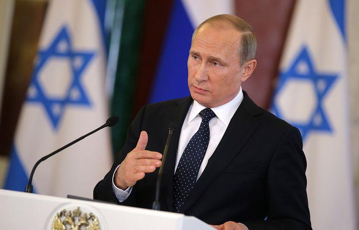 Путин выразил соболезнования Нетаньяху в связи с терактом в Иерусалиме   8 января, 20:18   http://tass.ru/politika/3926474
