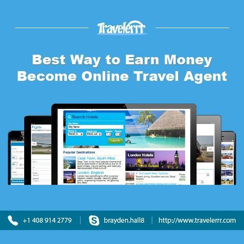 WEB WORLD: Earn $100-$400 per Day 2015 Join Travel Affiliate Program by Travelerrr