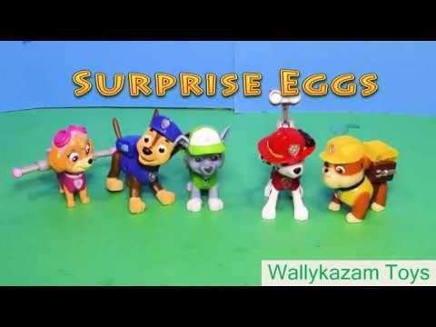 paw patrol toys full sepisodes: PAW PATROL Nickelodeon 20 Surprise Eggs Paw Patrol Surprise Eggs https://youtu.be/hLgWl3APVtk