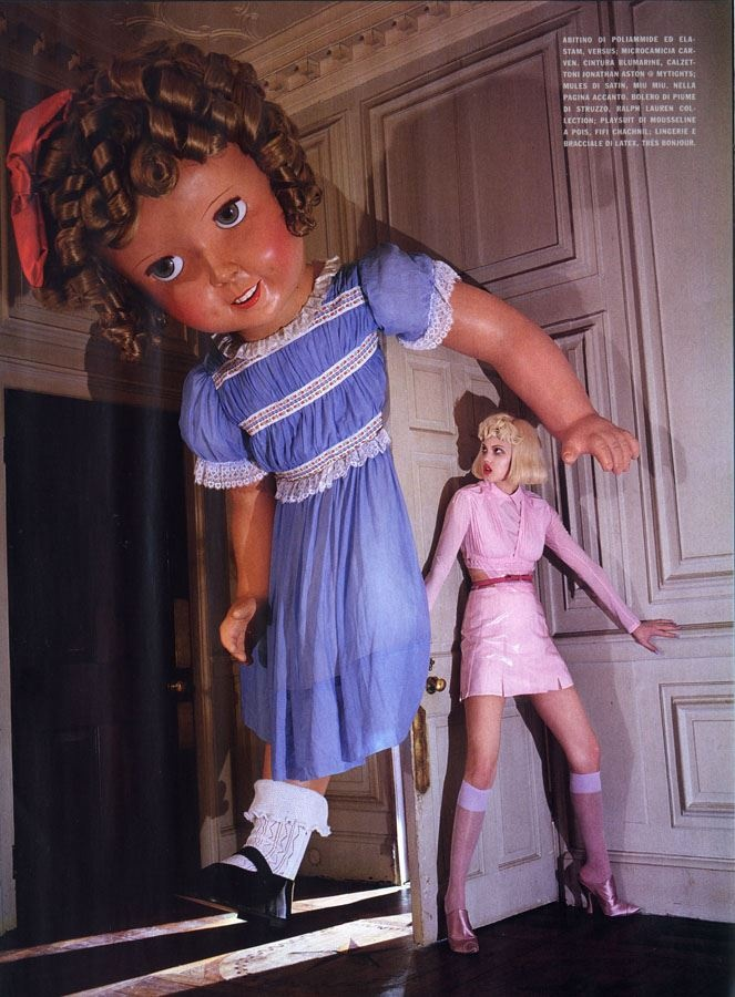 Giant Doll