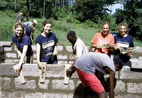 With volunteering overseas on development projects rapidly growing in popularity and increasing numbers of adventure tour operators offering 'voluntourism' packages, serious questions have arisen about how some such projects are managed and how the benefits are being shared.