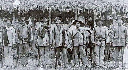 a partir la 1899 a 1902 su era una guerra civil llamada la guerra de 1000 días