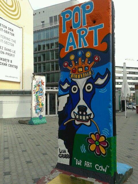 Pezzi di muro @ Berlin
