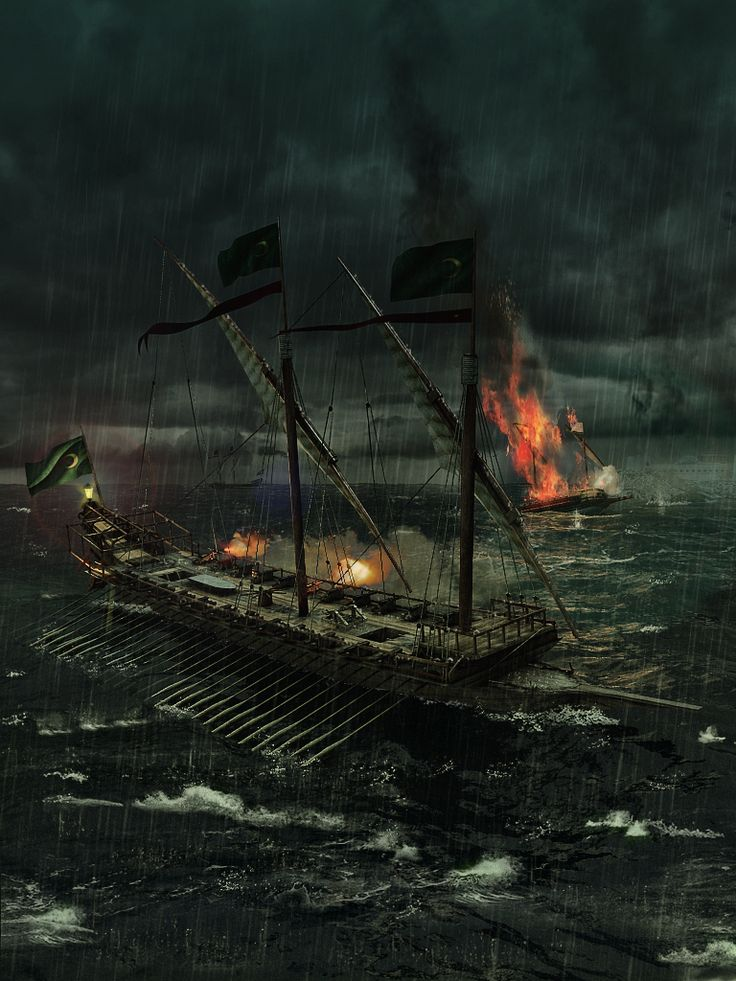 Genoese Galley by YouTrazzy.deviantart.com