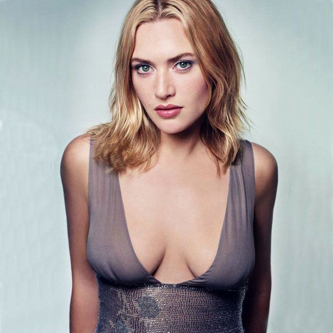 Kate winslet sexy boobs
