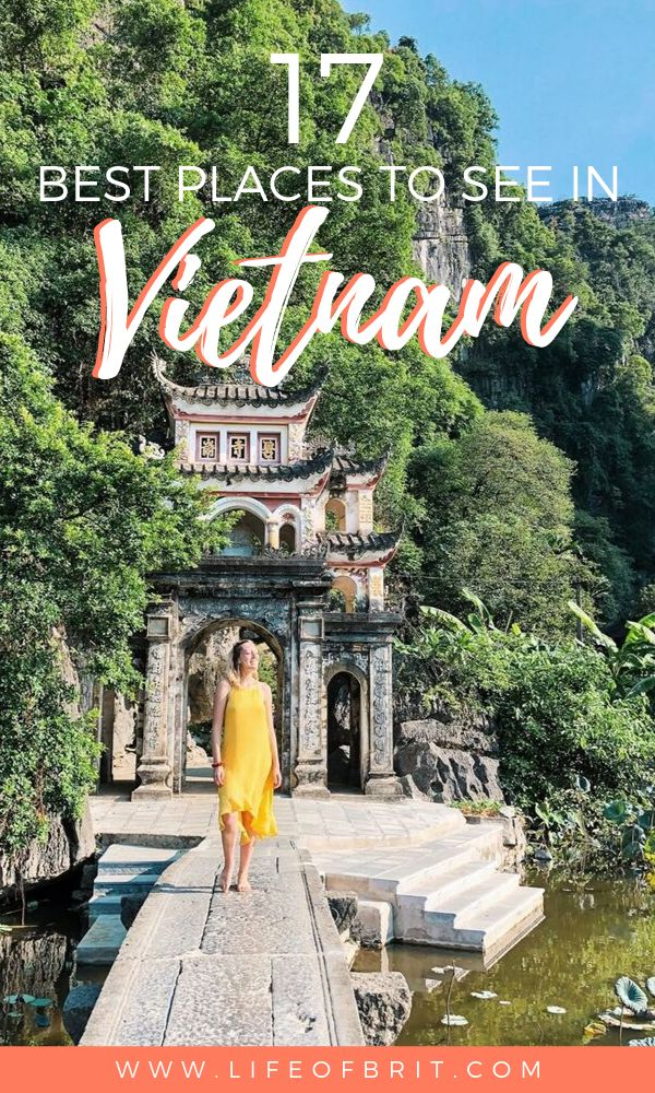 The 17 Finest Locations to See in Vietnam