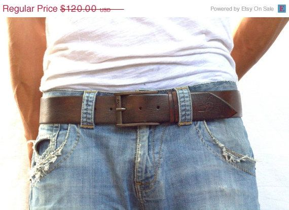 17 Best images about Jeans belts for men on Pinterest | Patricia nash Brown belt and Jared leto