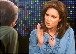 Queen Noor of Jordan: such a humanitarian. I was mesmorized years ago after reading her book. Beautiful, respected, and knows who she is and what she believes in.