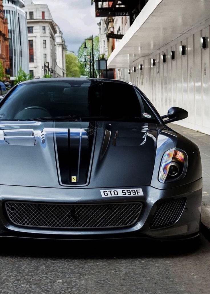 One Can Dream Series: Ferrari 599 GTO