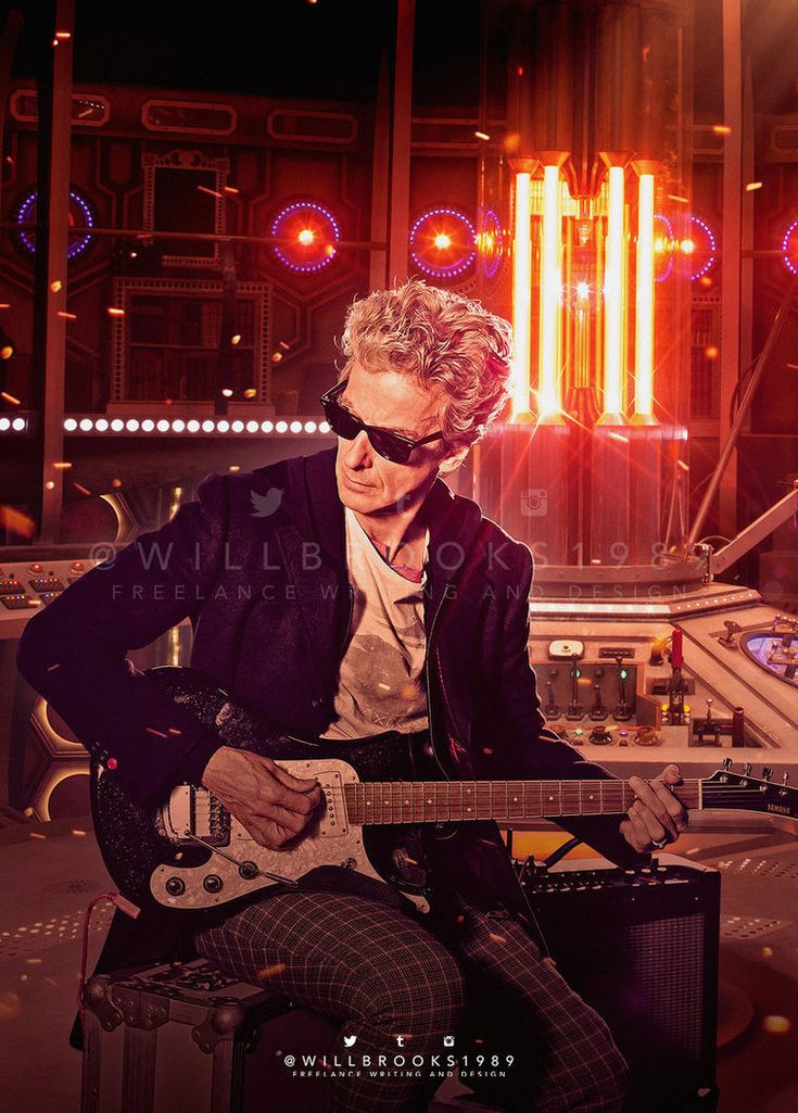 Doctor Who - Titan Comics: The Twelfth Doctor 2.7 by willbrooks on DeviantArt