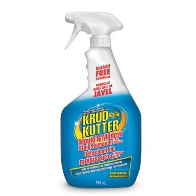 Rust-Oleum Krud Kutter Mould & Mildew Stain Remover 946Ml