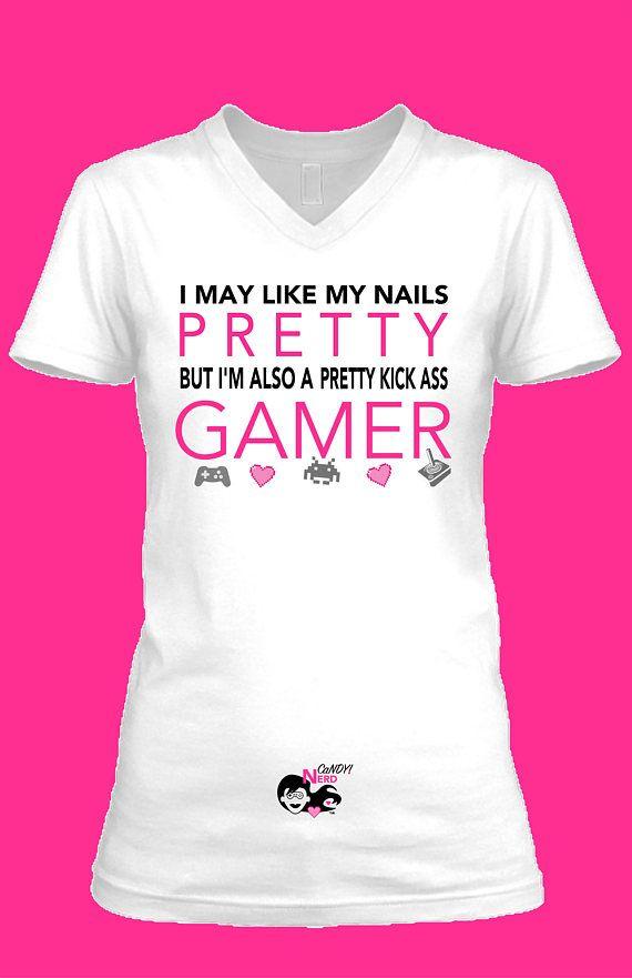 Pretty Gamer: CHARITY EDITION  T-Shirt