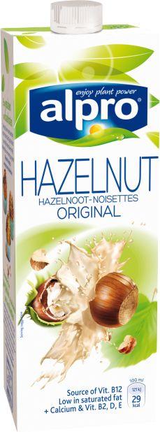 De Hazelnootdrink van Alpro is gemaakt van subtiel geroosterde, hele hazelnoten van topkwaliteit. Het resultaat: een heerlijk smaakvolle dra...
