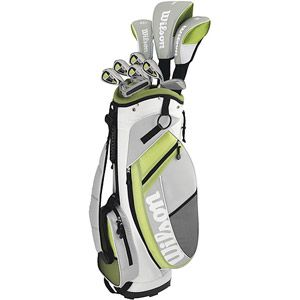 Wilson Sporting Goods Ultra Women's Golf Club Set, Right-Handed