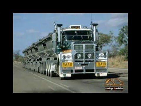A Maior Carreta Normal Do Mundo - Caminhão Super Longo