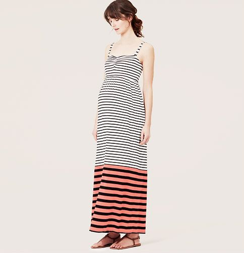 Bump up your maternity style!