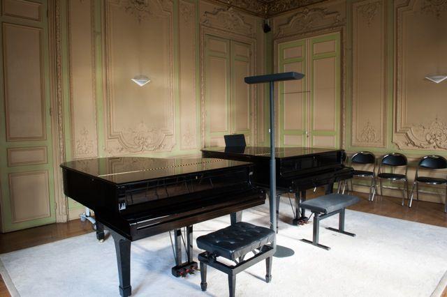 Locaux - Ecole Normale de Musique de Paris