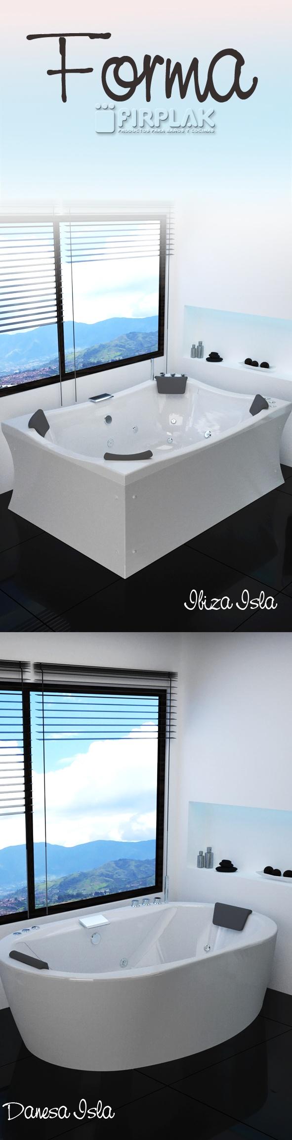 Línea Forma, estilo e innovación en tu baño