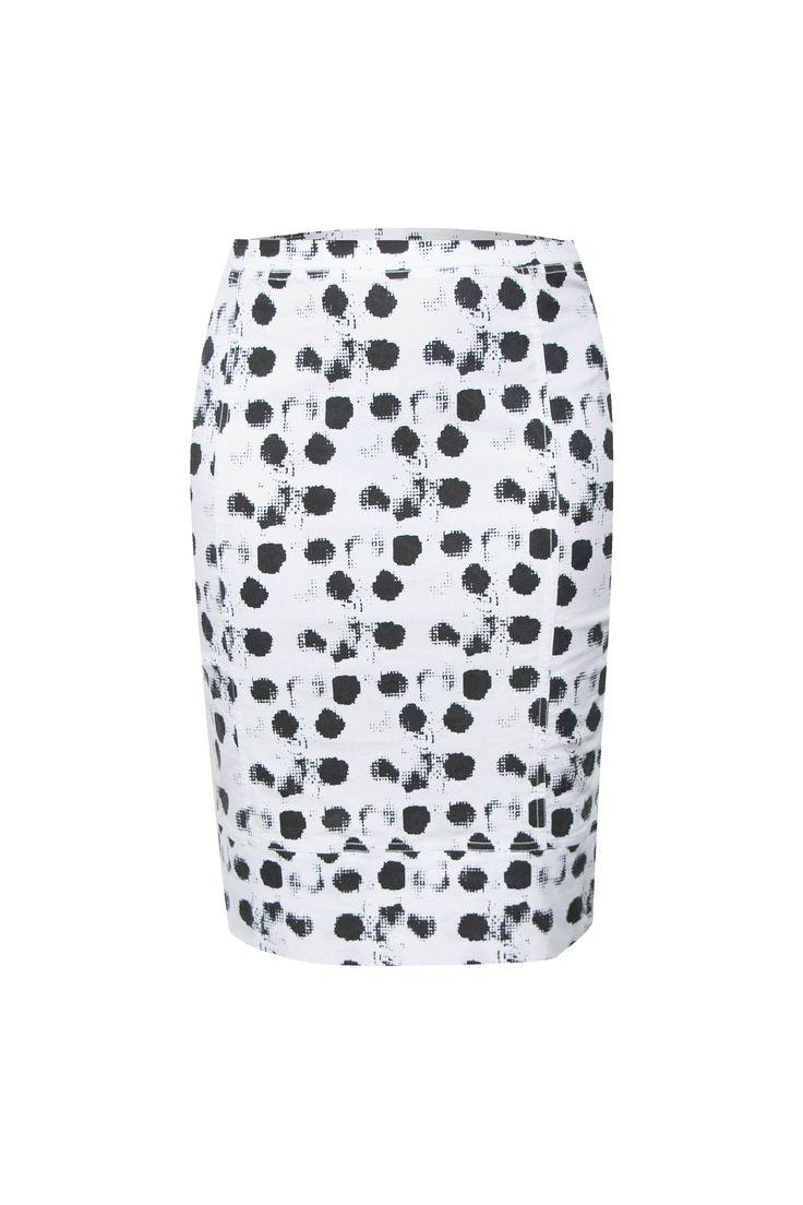 Verge - Acrobat Digi Layer Skirt 4531Lw