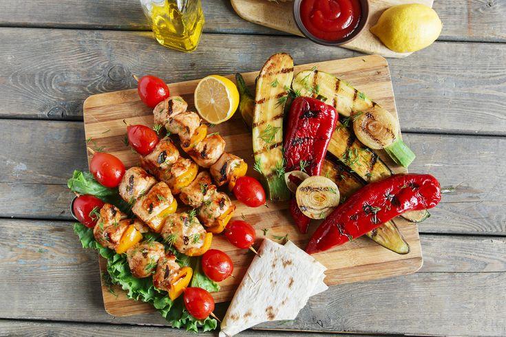 8 tips voor een gezonde #barbecue