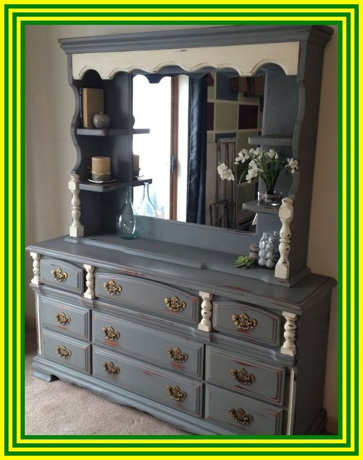 101 reference of antique dresser with mirror for sale in