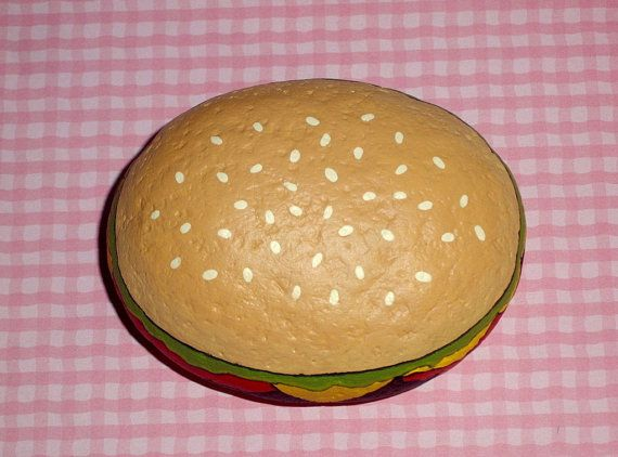 Cheeseburger Deluxe hamburger Thanksgiving novelty gift