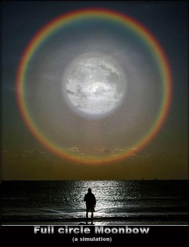 ANOTHER FULL CIRCLE RAINBOW MOON | ALTZAR