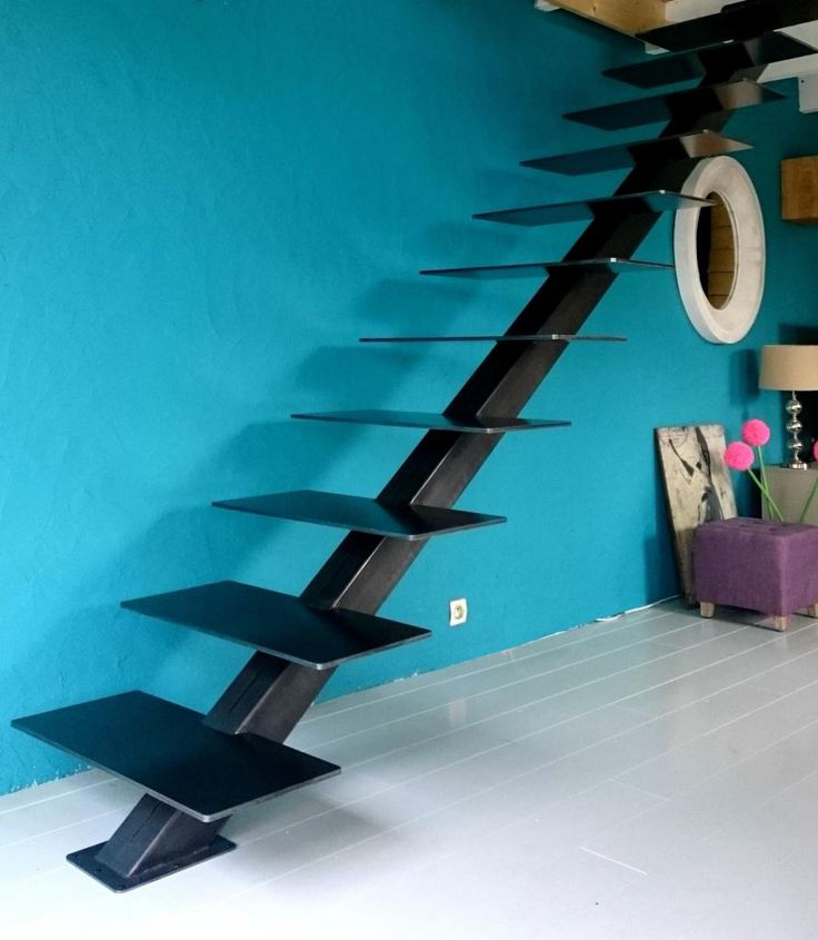 12342 best small space images on pinterest stairs. Black Bedroom Furniture Sets. Home Design Ideas