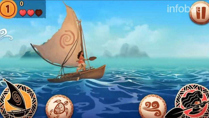 """El juego online, basado en la película """"Moana, un mar de aventuras"""", fue ideado y desarrollado en las oficinas de Disney de Argentina, desde donde fue lanzado al resto del mundo"""