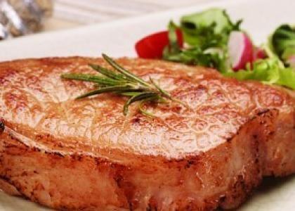 Как приготовить потрясающие отбивные из свинины
