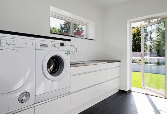 Drömmen om en tvättstuga