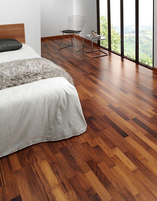 Duela de madera de Iroko   Deckora México