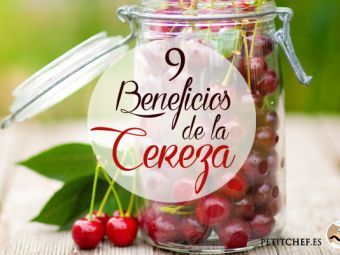 9 Beneficios de la cereza
