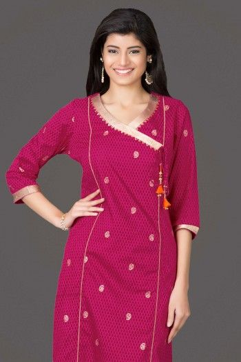 Hand crafted Kurtas by Farida Gupta