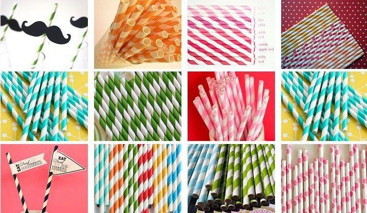 1000 pçs/lote tira colorida e bolinhas de papel de palha decorar com DIY etiqueta primeira escolha para personalidade fontes do partido em Decoração de festa de Casa & jardim no AliExpress.com   Alibaba Group