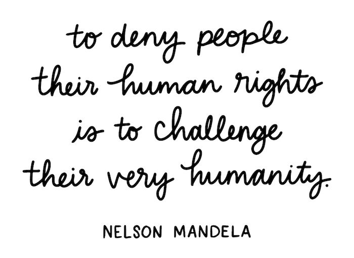 Best 25+ Human Rights Quotes Ideas On Pinterest