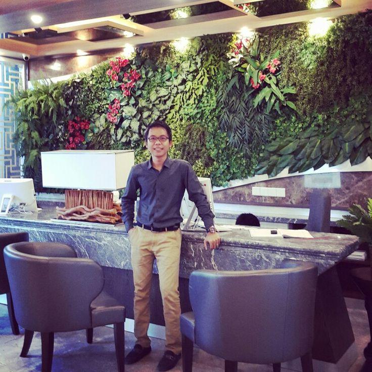 Lobby Horison Nusa Dua Bali