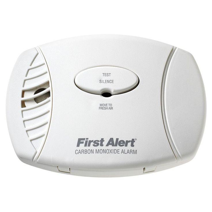 First Alert CO605 Plug-In Carbon Monoxide Alarm - CO605