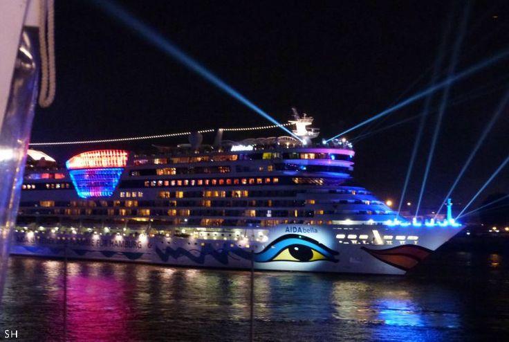 Jazeker, lieve mensen, ik was op de vijfde editie van de Hamburg Cruise Days.