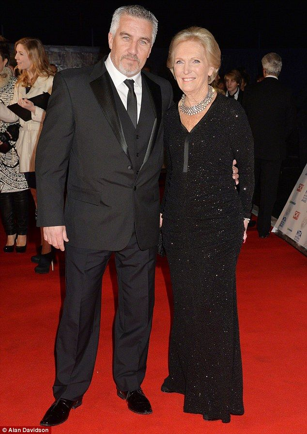 Co-stars: Mary Berry is pleased Paul Hollywood is back with his wife of 15 years following...