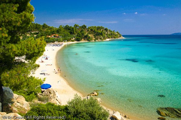 Kassandra, Chalkidiki, Greece