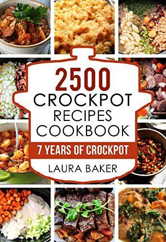 Crock Pot: 2500 Crockpot Recipes Cookbook: 7 Years of Cro... https://www.amazon.com/dp/B01N0Q49SJ/ref=cm_sw_r_pi_dp_x_tXbvybZAD3YNB